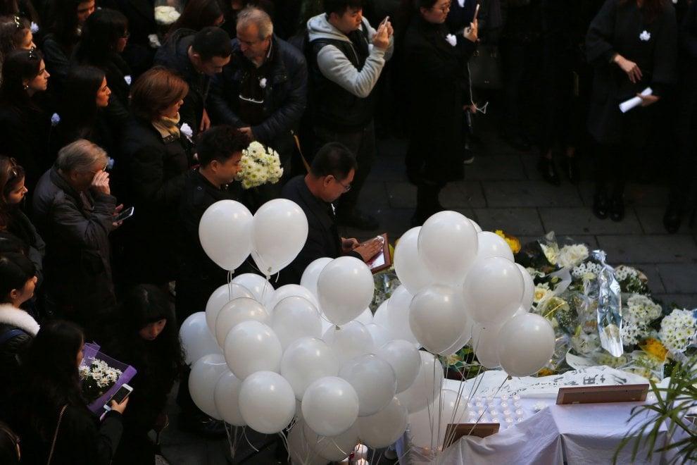 L'Accademia di Belle Arti ricorda Zhang, la cinese morta a Roma