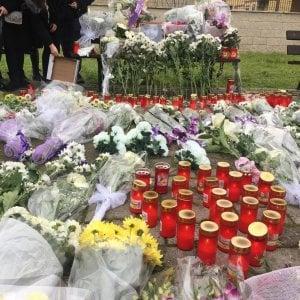 """Roma, cittadini in piazza a Tor Sapienza: """"Basta violenza e degrado"""""""