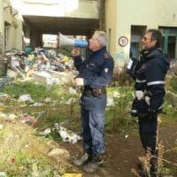 Roma, sgomberata l'ex Leo sulla Tiburtina: c'erano 80 immigrati