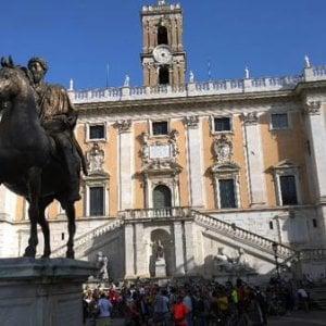Roma, anche la finanza in Campidoglio per indagine Anac su appalto