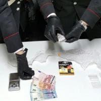Roma, traffico di droga nella periferia Est: quattro arresti. Spaccio anche a Rebibbia
