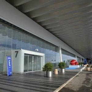 Roma, inaugurato nuovo molo E a Fiumicino: 6 milioni di passeggeri in più all'anno