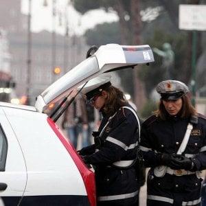 Incidenti a Roma, investite tre persone: morti due pedoni