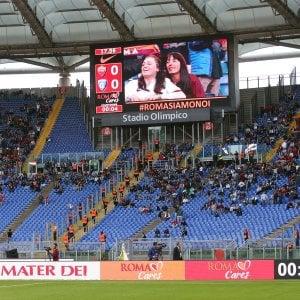 Barriere e prezzi tifosi in fuga dall'Olimpico. La Roma a -17,8%
