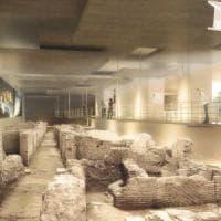 Metro C Roma, fermata Amba Aradam con vista sulla Storia: ok alla stazione archeologica