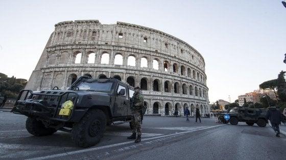 Roma blindata per Capodanno: allerta terrorismo COMMENTA