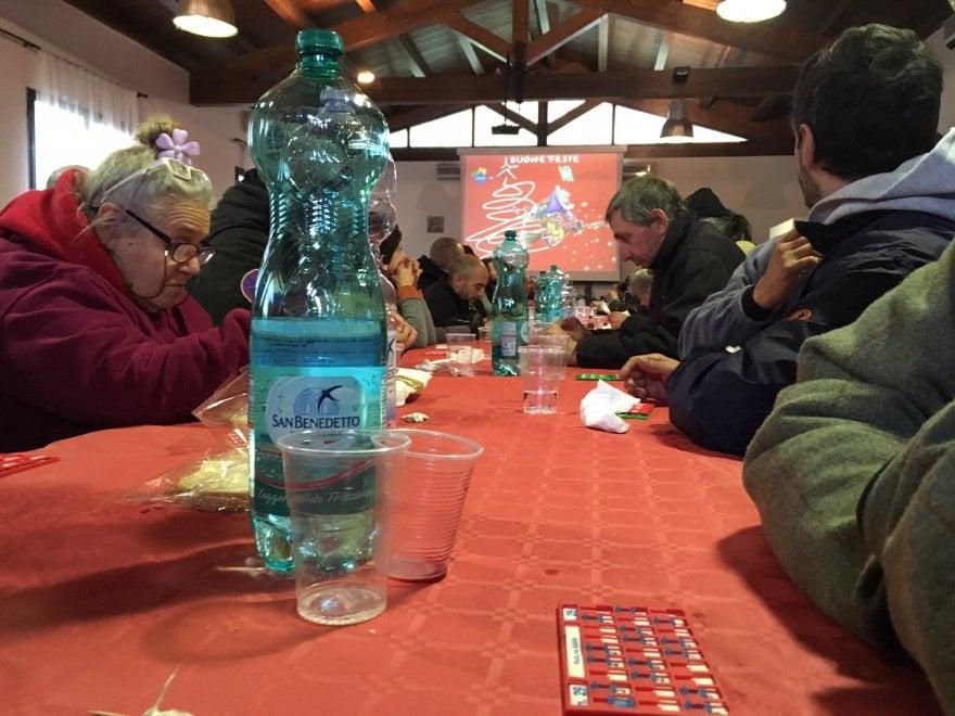Roma, il pranzo della Befana di Sant'Egidio per i clochard