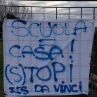 Roma, emrgenza scuole: senz'acqua il Righi e il Tasso. Topi a Maccarese