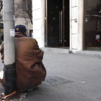 Emergenza freddo a Roma, Acli: 50 colazioni e 50 cene al giorno per i clochard