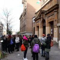 Terremoto a Roma, paura al  Visconti.