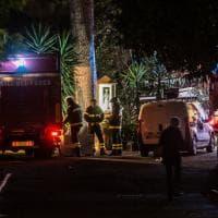 Roma, fiamme in un palazzo al Tufello: 10 intossicati