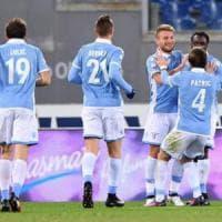 Lazio, Inzaghi vola ai quarti è Milinkovic-show