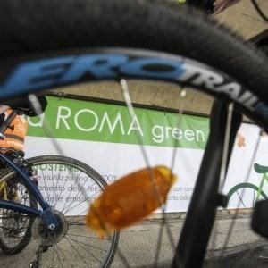 Roma, Nomentana e lungotevere pronto il piano delle ciclabili