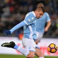 """Lazio, Milinkovic: """"Io resto, amo il club e la città"""". Biglia, ora"""