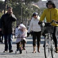 Roma, la domenica ecologica finisce prima: il 22 gennaio stop alle auto