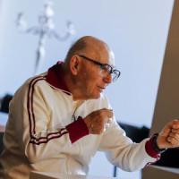 Corsa  della Memoria a Roma:  Shaul Ladany, il marciatore che ha sfidato