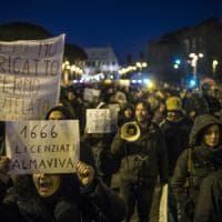 Almaviva Roma,  la crisi dei call center mette in ginocchio la generazione