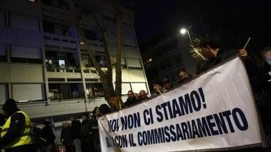 La sinistra e CasaPound insieme in marcia  a Ostia contro proroga commissariamento