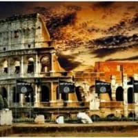 """""""Colpiremo il Colosseo"""": il nuovo video dell'Isis che minaccia Roma"""