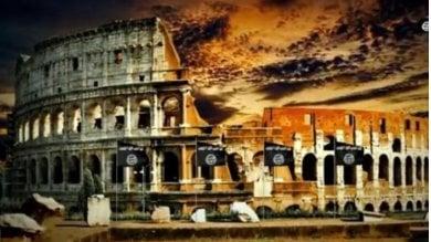 """""""Colpiremo il Colosseo"""": nuovo video dell'Isis che minaccia Roma"""