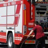 Roma, incendio in un appartamento ai Parioli: traffico il tilt nella zona