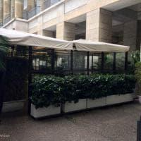 Roma, abusi edilizi: sigilli al ristorante Il Geco all' Eur