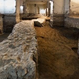 Roma, una domus in piazza Dante: ecco il progetto della Soprindentenza