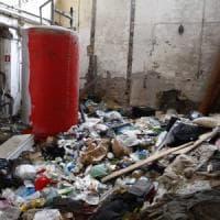 Roma, degrado al San Camillo: il padiglione d'eccellenza diventa dormitorio