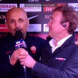 """Roma, lotta per lo stadio a Tor di Valle. Incursione di Spalletti """"Famolo"""""""