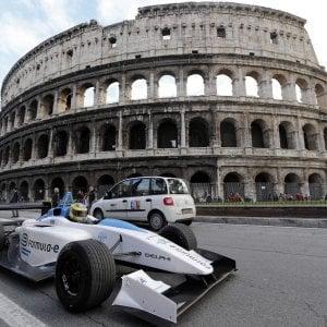 Roma, Raggi apre alla Formula E: piloti nella Nuvola e chicane all'Eur