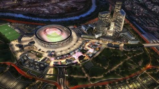 """Stadio della Roma, Bergamo: """"Sono ottimista."""" Berdini attacca: """"Parnasi vuole 600 mila metri cubi regalati"""""""