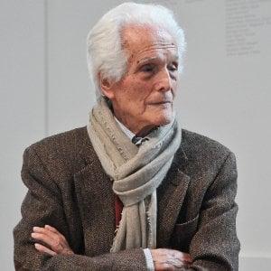 """Una vita per l'arte: Guido Strazza, nel segno del '900. """"La volta che incontrai Marinetti"""""""