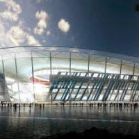 Stadio Roma, il patto Parnasi-Frongia: ridotte le cubature per il sì al nuovo impianto