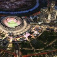 Stadio Roma, verso il sì al progetto Pallotta. Bergamo: