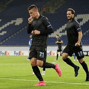 Allarme Milinkovic, dubbio per Empoli