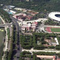 Roma, barriere abbassate all'Olimpico già per il derby di Coppa Italia