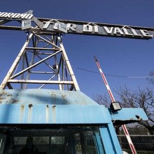 """Stadio della Roma, arriva il vincolo sull'Ippodromo di Tor di Valle:  """"Lì non si edifica"""""""