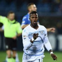 Keita, pace con i tifosi ma il futuro alla Lazio è in bilico: lite tra