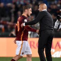 Roma,  Spalletti e Totti tifosi annoiati dalla lite déjà-vu. Ora tutto