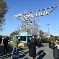 Stadio della Roma, quel vertice che ha convinto Grillo