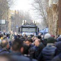 La guerriglia dei taxi a Roma, dai