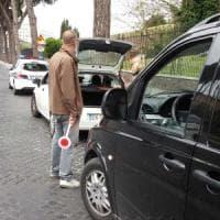 Roma, duemila ricorsi multe Ztl per mascherare corse Ncc: coppia denunciata