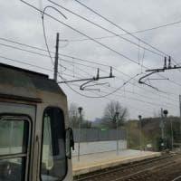 Si rompe cavo di tensione: ferrovia Roma-Viterbo ferma per due ore da Acqua