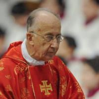 Il cardinale Ruini:
