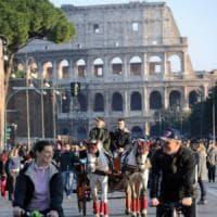 Roma, stop al traffico il 26 febbraio per la terza domenica ecologica