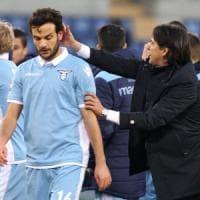 Lazio, Udinese e derby le scelte di Inzaghi. Parolo la certezza, Lulic il