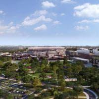 Stadio Roma, cantiere al colosso Usa: il mega affare va ad Aecom
