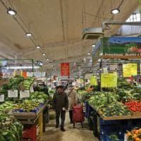 Roma, al mercato del Quadraro per attrarre clienti