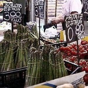 """Roma, mercati: materie prime e doc e cucina a vista """"ecco la nostra ricetta"""""""