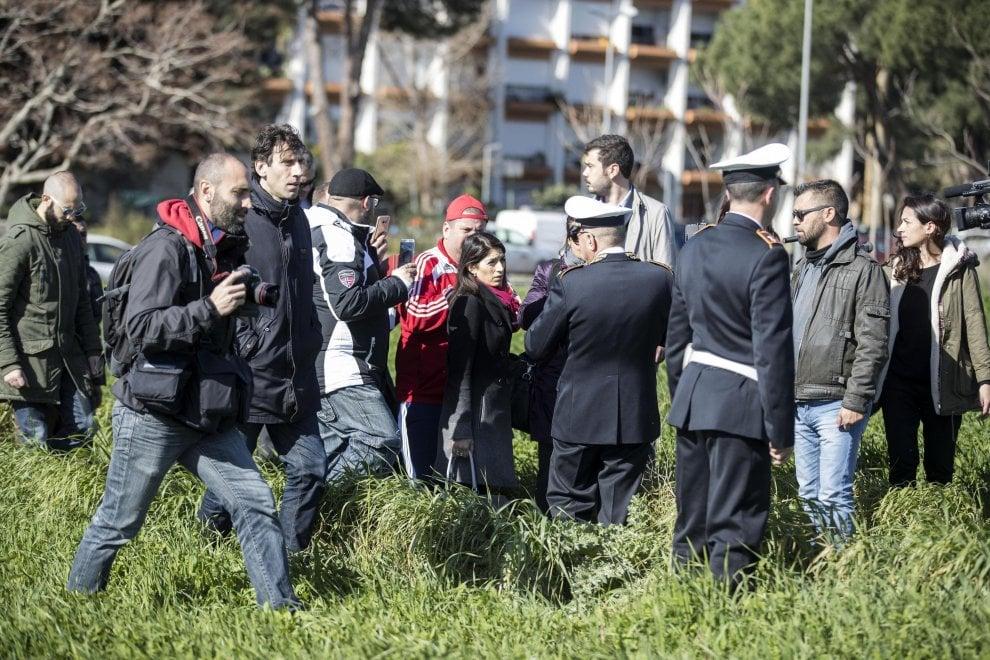 """Roma, Raggi all'ex Bastogi: """"Entro tre mesi area bonificata"""""""